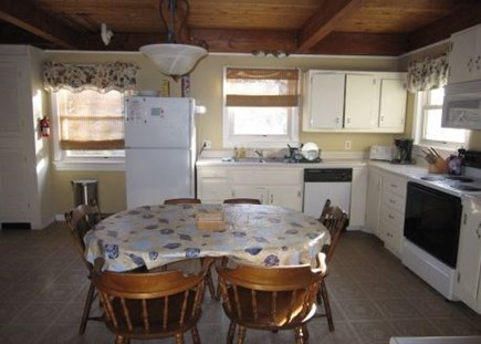 Brewster Cape Cod vacation rental - Charming cottage style kitchen!