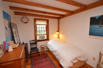 East Orleans Cape Cod vacation rental - Main floor bedroom with attached full bath
