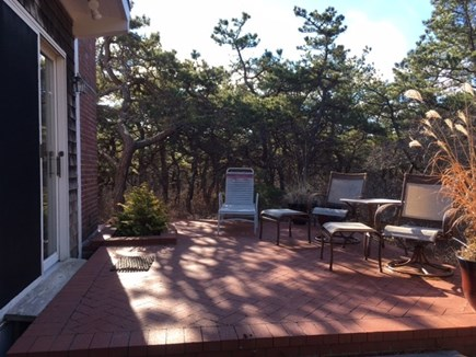 Wellfleet Cape Cod vacation rental - Lots of outdoor sitting area await you