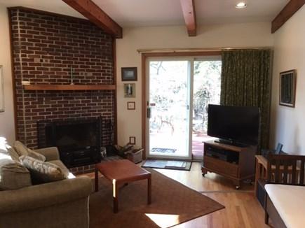 Wellfleet Cape Cod vacation rental - Master bedroom suite sitting area