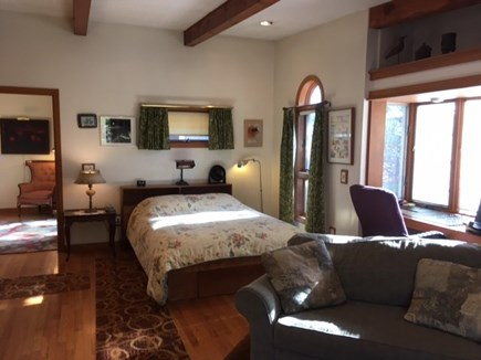 Wellfleet Cape Cod vacation rental - Master bedroom suite