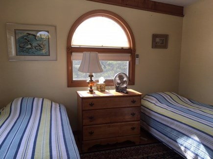 Wellfleet Cape Cod vacation rental - Loft area with twin beds