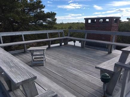 Wellfleet Cape Cod vacation rental - Beautiful Roof Top Deck