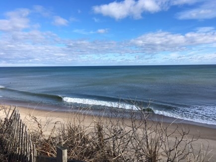 Wellfleet Cape Cod vacation rental - Walk to a wonderful private beach area