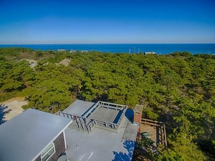 Wellfleet Cape Cod vacation rental - Rooftop Deck with views!