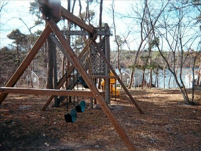 Eastham Cape Cod vacation rental - Playground