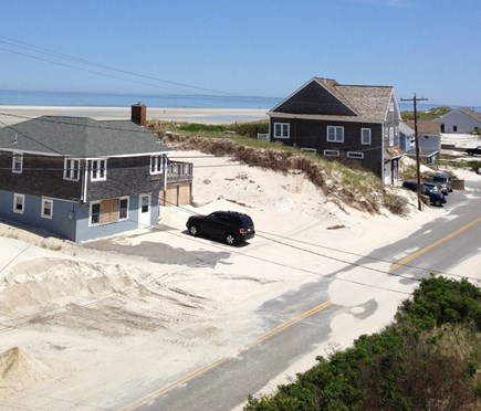Dennis Cape Cod vacation rental - Breathtaking views of expansive Cape Cod Bay from 3rd floor loft.