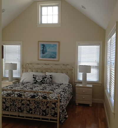 Dennis Cape Cod vacation rental - Spacious Master King ensuite bedroom with private balcony