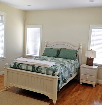 Dennis Cape Cod vacation rental - Private Queen ensuite with views from every window.
