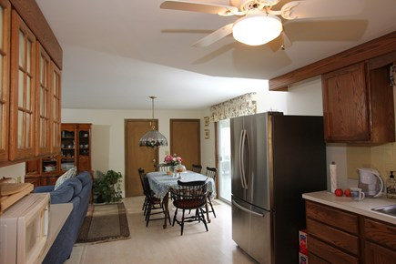 Cotuit, Barnstable Cotuit vacation rental - Kitchen and Dining Area