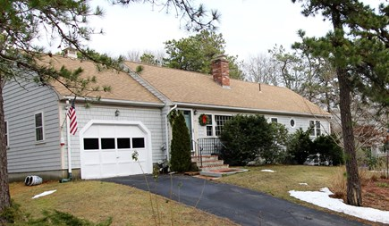Cotuit, Barnstable Cotuit vacation rental - Our 3 bedroom, 2 1/2 bath, home on a 1/2 acre of land.