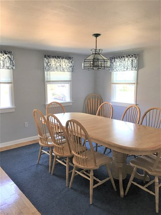 Hyannis Cape Cod vacation rental - Dining Room, seats 12
