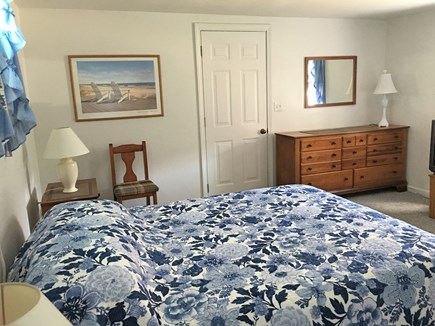 Hyannis Cape Cod vacation rental - Master Bedroom-1st Floor