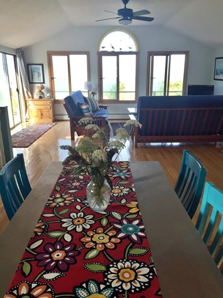Eastham Cape Cod vacation rental - Sit in the kitchen and enjoy tranquil water views.