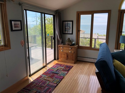 Eastham Cape Cod vacation rental - Access to Deck