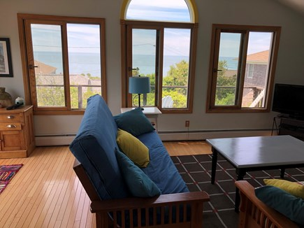 Eastham Cape Cod vacation rental - View From Great Room