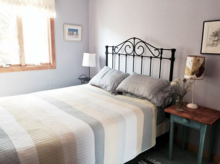 Eastham Cape Cod vacation rental - Master Bedroom-Queen size bed.