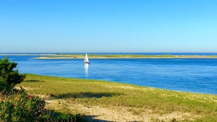 Chatham, Cockle Cove area Cape Cod vacation rental - Taylor's Pond flows into Nantucket Sound