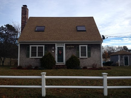 West Yarmouth Cape Cod vacation rental - Street View of Front of the House