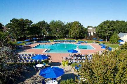 Brewster Cape Cod vacation rental - Arbor Pool