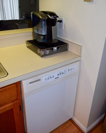 Brewster Cape Cod vacation rental - Kitchen offers all the comforts of home.