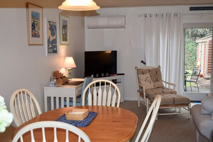 Brewster Cape Cod vacation rental - Dining area.