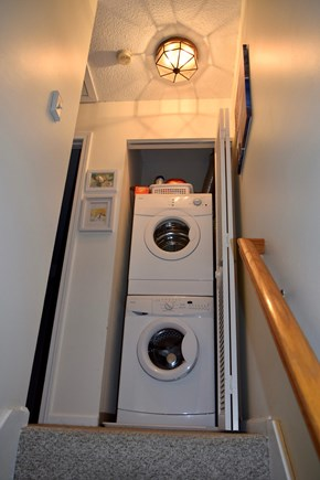 Brewster Cape Cod vacation rental - Washer/Dryer