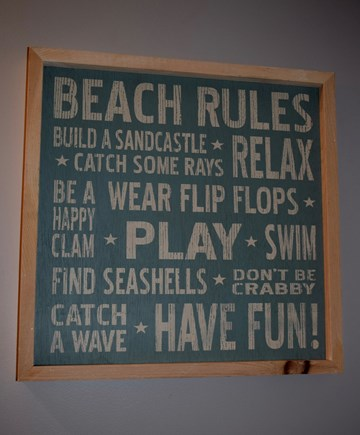 Brewster Cape Cod vacation rental - Our rules!