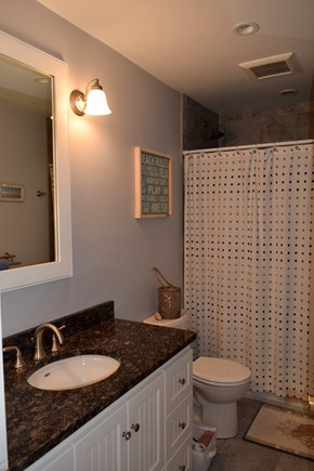Brewster Cape Cod vacation rental - Master bath.
