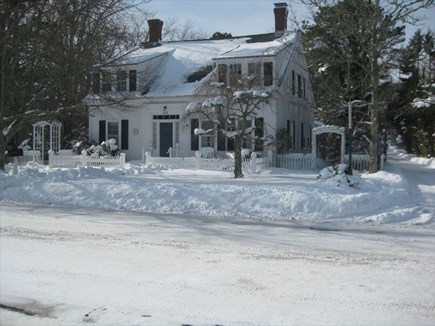 Harwichport Cape Cod vacation rental - Front of Home
