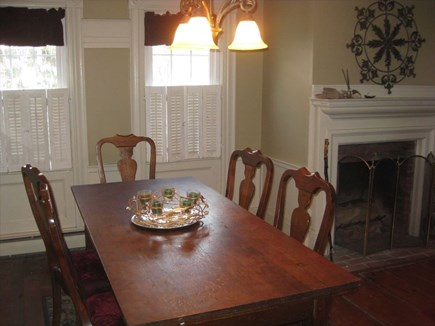 Harwichport Cape Cod vacation rental - Dining