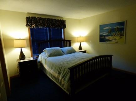 South Dennis Cape Cod vacation rental - Master bedroom