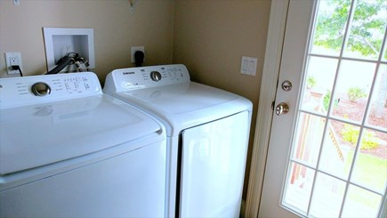 New Seabury New Seabury vacation rental - Laundry