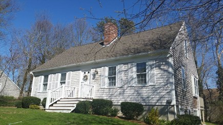 Yarmouthport Cape Cod vacation rental - Front of house