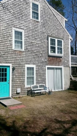 Yarmouthport Cape Cod vacation rental - Exterior of home