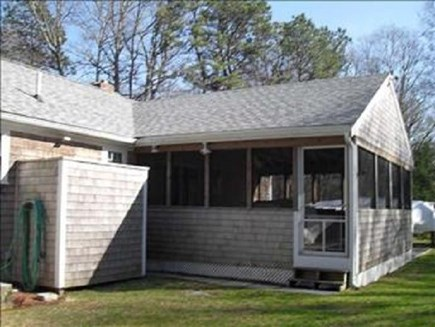 Centerville Centerville vacation rental - Back of home