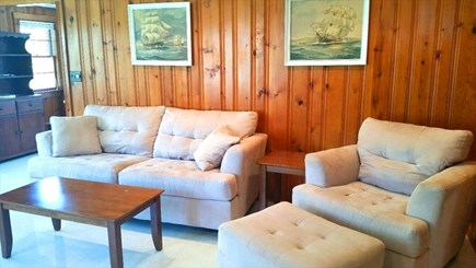 Mashpee Cape Cod vacation rental - Living area