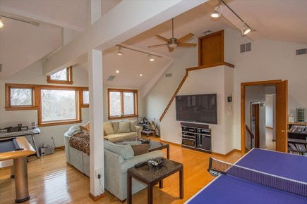 East Sandwich Cape Cod vacation rental - Game room