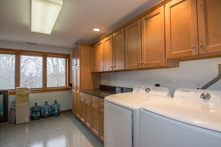 East Sandwich Cape Cod vacation rental - Laundry