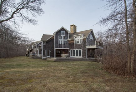 East Sandwich Cape Cod vacation rental - Exterior and yard