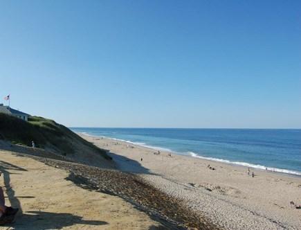 Wellfleet Cape Cod vacation rental - LeCount Hollow Ocean Beach (2  Miles away)