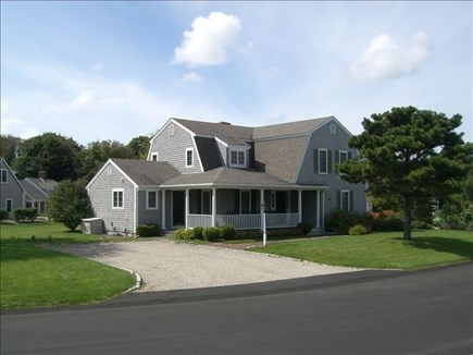 Chatham Cape Cod vacation rental - Front of our home