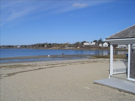 Chatham Cape Cod vacation rental - Oyster Pond Beach, 3 minute walk via deeded path