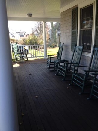 Chatham Cape Cod vacation rental - Watch the world (maybe not the world as it's a cul de sac) go by