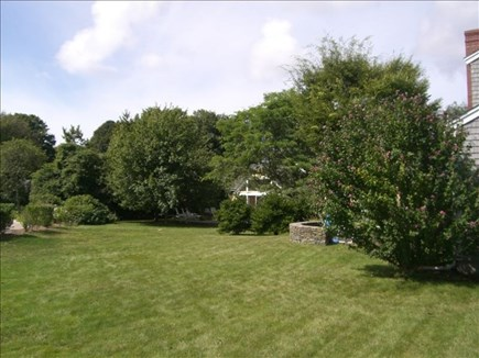 Chatham Cape Cod vacation rental - View of back yard