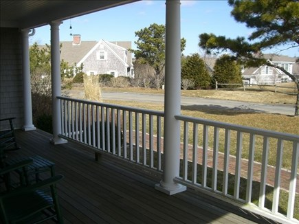 Chatham Cape Cod vacation rental - View from front porch