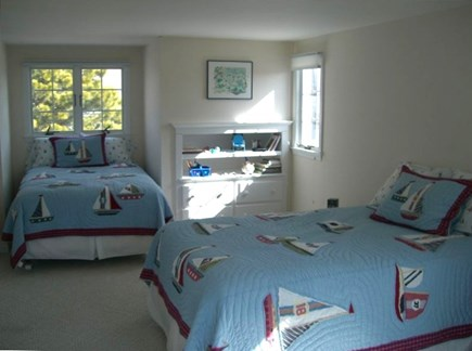Chatham Cape Cod vacation rental - 2nd floor bedroom bath room adjacent
