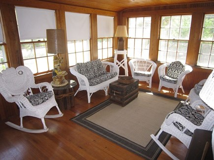 Brewster Cape Cod vacation rental - Great 3 season room is the perfect room to relax and unwind in