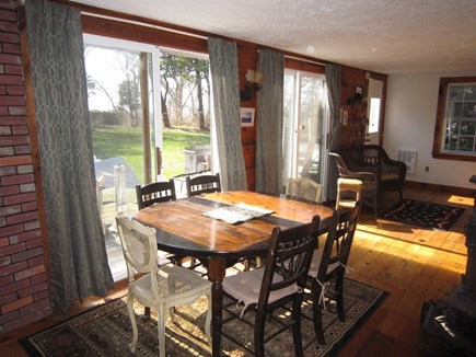 Brewster Cape Cod vacation rental - Dining area with lots of natural light