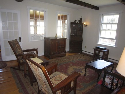 Brewster Cape Cod vacation rental - Charming living room area awaits you